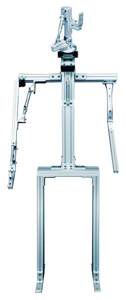 Body Frames for Animatronics Props, Animated Halloween Props ...