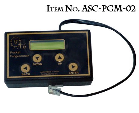 Hand Held Programmer Item No. AS-PGM-02