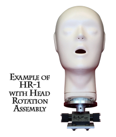 Example of HR-1 with Head Rotation Assembly